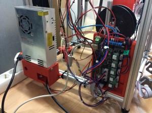 hypercube electronics